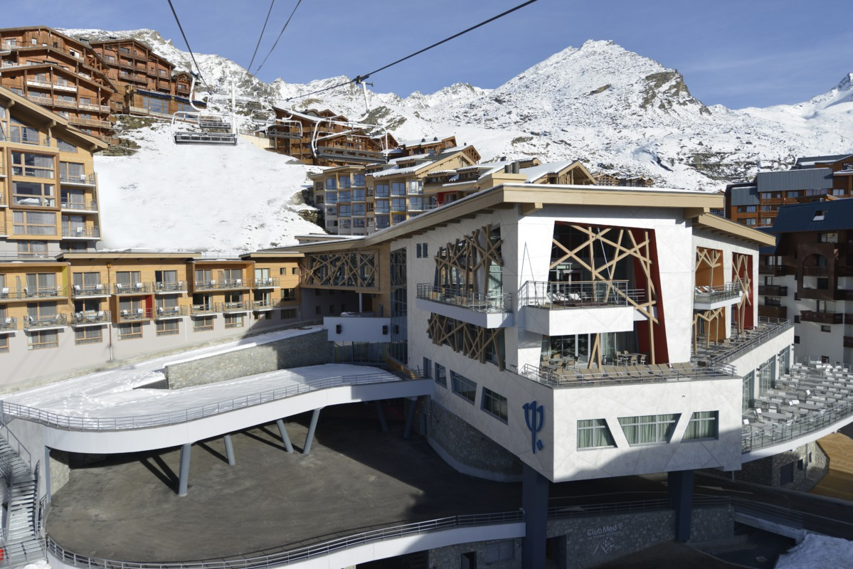Club med ski offers all inclusive skikings - Club med val thorens ...